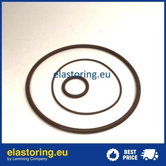 O-ring 6,5*2 FPM80