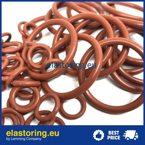 O-ring 5*2 VMQ70
