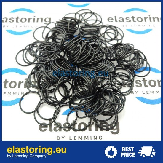 O-ring 5,8*1,78 NBR70