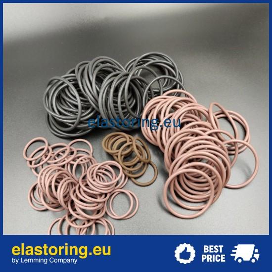 O-ring 5*1 FPM80