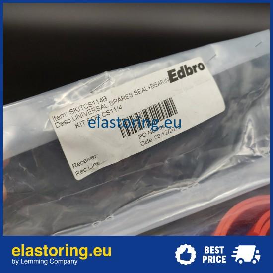 Zestaw uszczelnień do CS11/CX11 EDBRO -4 sekcje